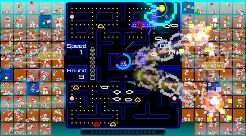 Nintendo presenta Pac-Man 99 dentro do servizo en liña de Switch