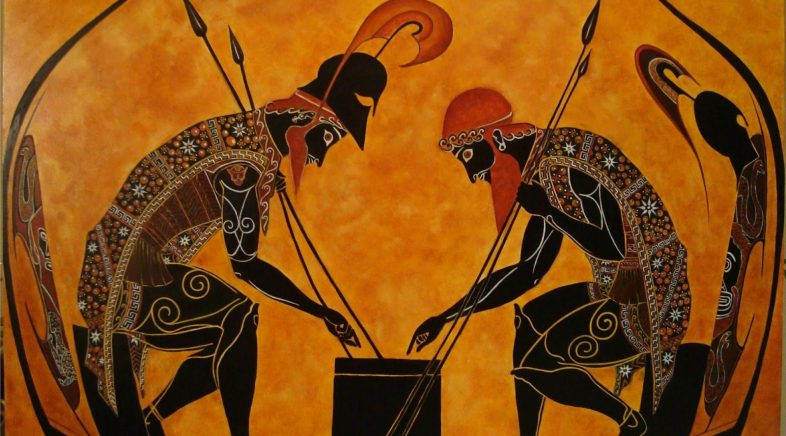 De Sísifos e joysticks :: Lugares comúns dos mitos gregos no videoxogo (1/2)
