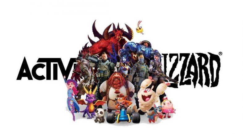 Presentan una demanda contra Activision Blizzard por discriminación y acoso sexual