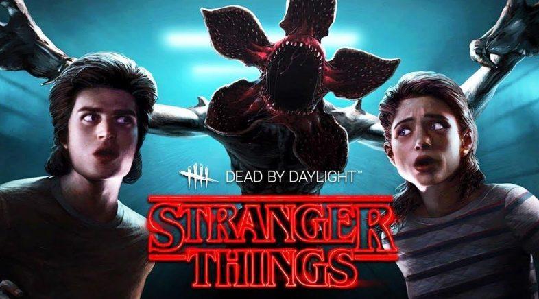Dead by Daylight eliminará todo o contido de Stranger Things en novembro