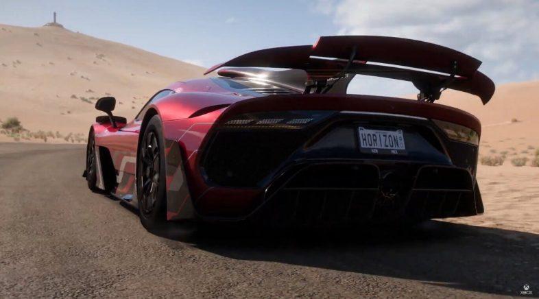Playground ensina novo gameplay de Forza Horizon 5