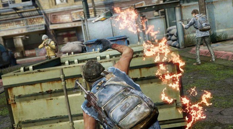 Naughty Dog segue a traballar no título multixogador de The Last of Us