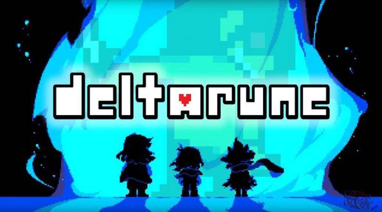 A secuela espiritual de Undertale, Deltarune, recibirá mañá o seu segundo capítulo