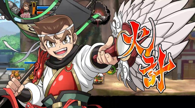 Arc System Works presenta un novo Kunio-kun inspirado no Romance dos Tres Reinos
