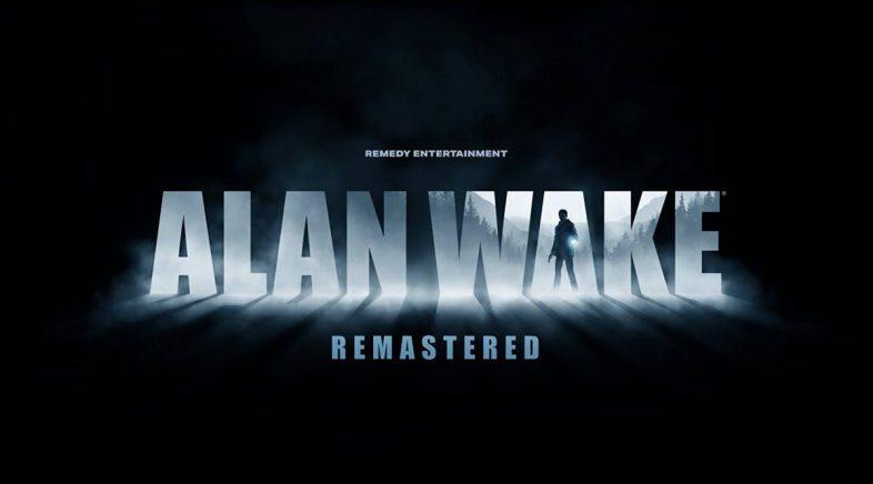 Remedy confirma a remasterización de Alan Wake