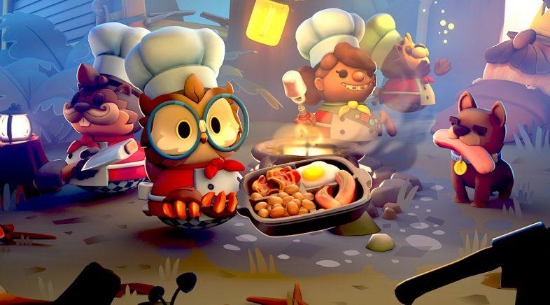 La gastronomía en los videojuegos :: del acto de comer al goce de la cocina