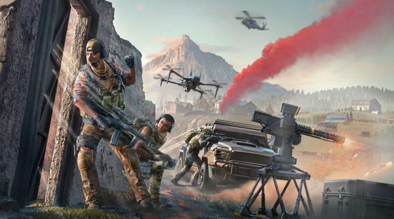 Ubisoft lanza o seu propio battle royale: Ghost Recon Frontline