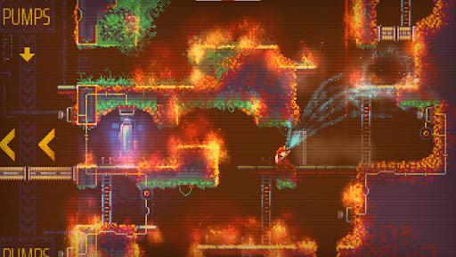 Nuclear Blaze, do creador de Dead Cells, chegará o 18 de outubro